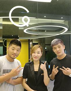 로드FC 챔피언 권아솔씨와 함께!